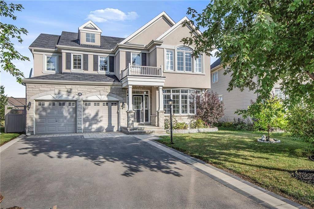 House for sale at 408 Kilmarnock Wy Ottawa Ontario - MLS: 1168631