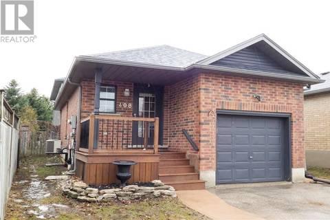 House for sale at 408 Millburn Blvd Fergus Ontario - MLS: 30726331