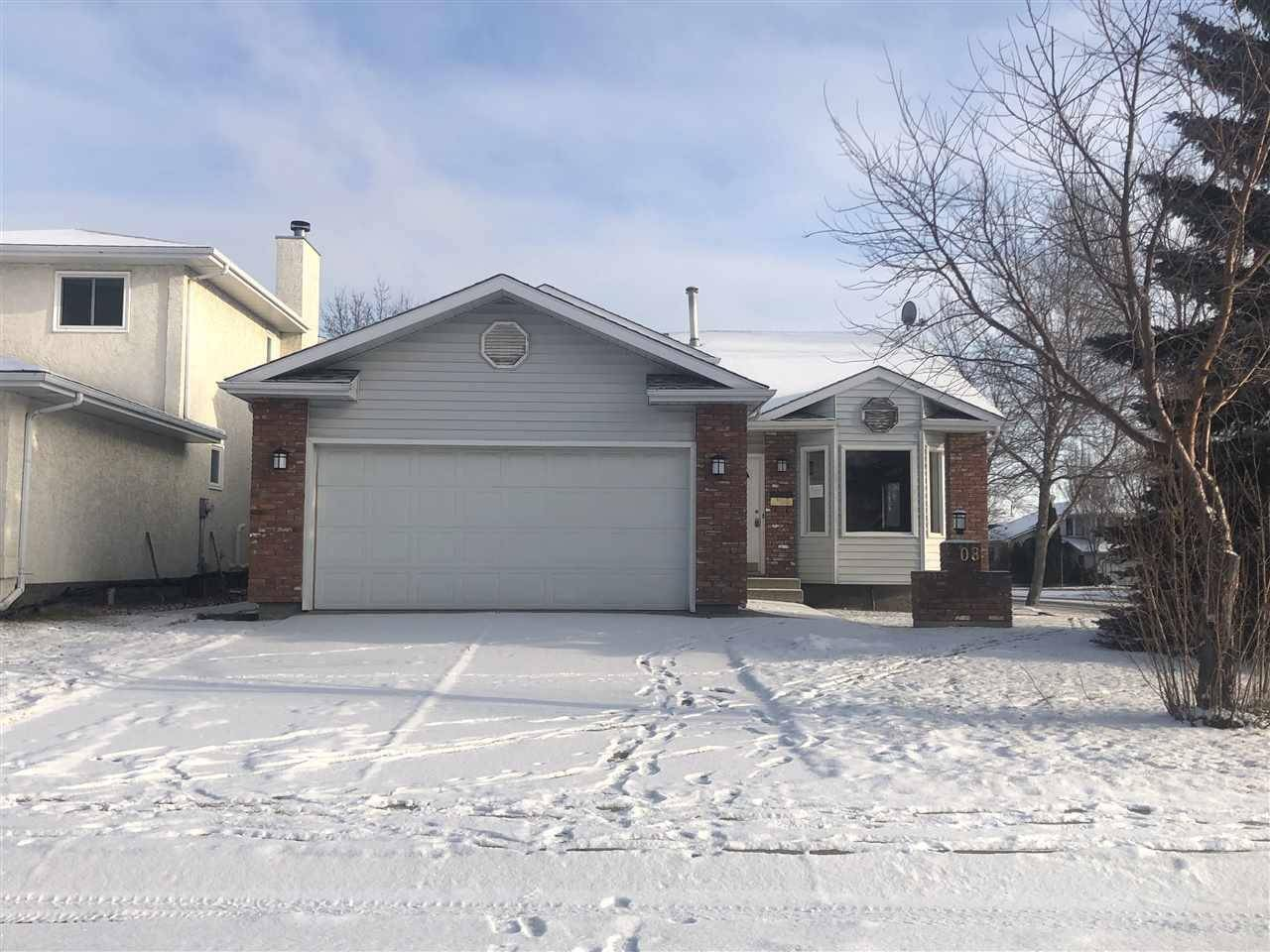 House for sale at 408 Ormsby Rd Nw Edmonton Alberta - MLS: E4178348