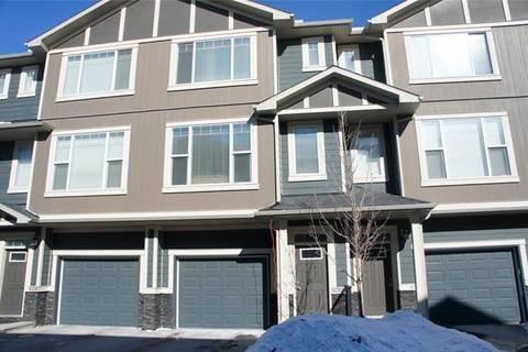 Townhouse for sale at 408 Panatella Walk/walkway Northwest Calgary Alberta - MLS: C4289339