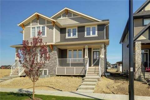 Townhouse for sale at 408 Reynolds Ave Airdrie Alberta - MLS: C4297645