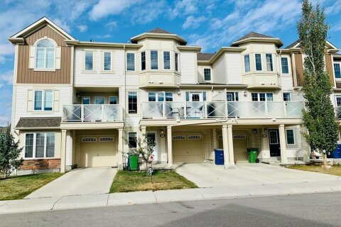 Townhouse for sale at 408 Windstone Gr SW Airdrie Alberta - MLS: A1040514