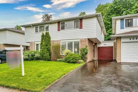 Townhouse for sale at 4085 Stephanie St Burlington Ontario - MLS: W4777442