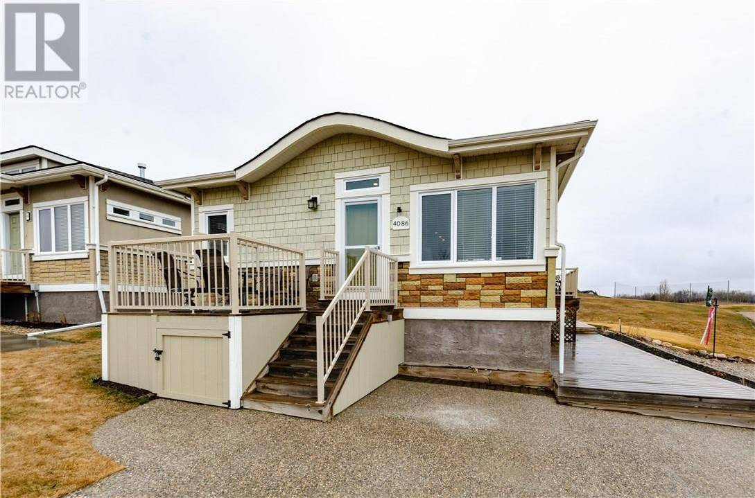 House for sale at 25054 Lake Rd South Unit 4086 Red Deer County Alberta - MLS: ca0173253