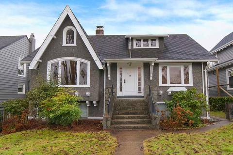 House for sale at 4086 13th Ave W Vancouver British Columbia - MLS: R2344702