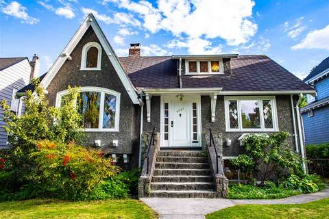 House for sale at 4086 13th Ave W Vancouver British Columbia - MLS: R2411906