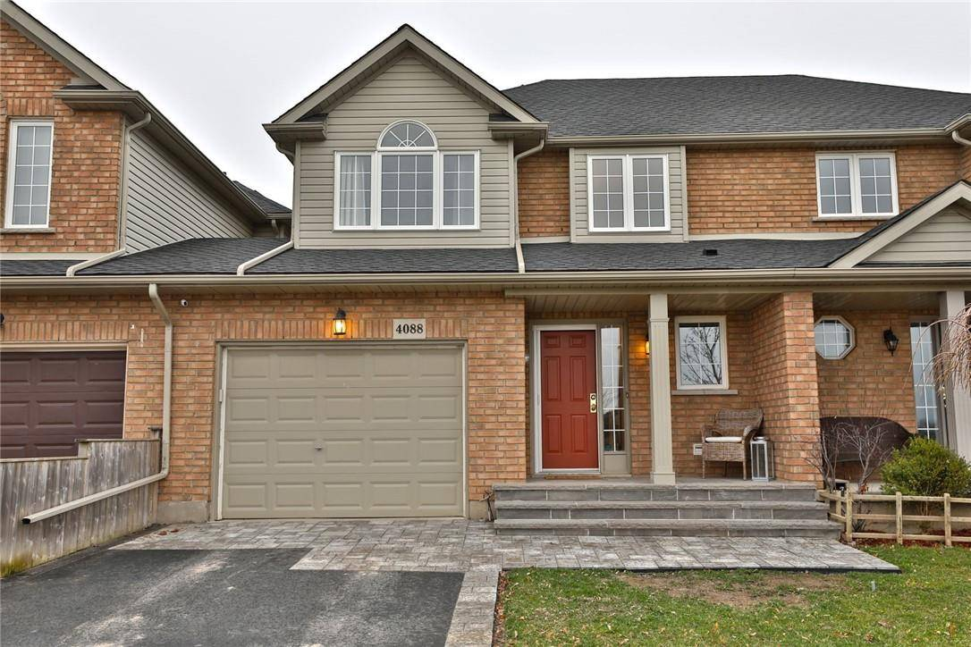 Townhouse for sale at 4088 Ashby Dr Beamsville Ontario - MLS: H4076027