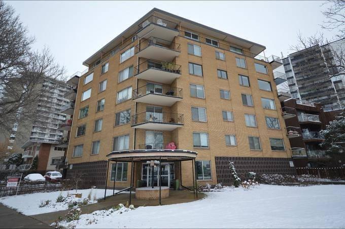 Condo for sale at 10011 117 St Nw Unit 409 Edmonton Alberta - MLS: E4189174