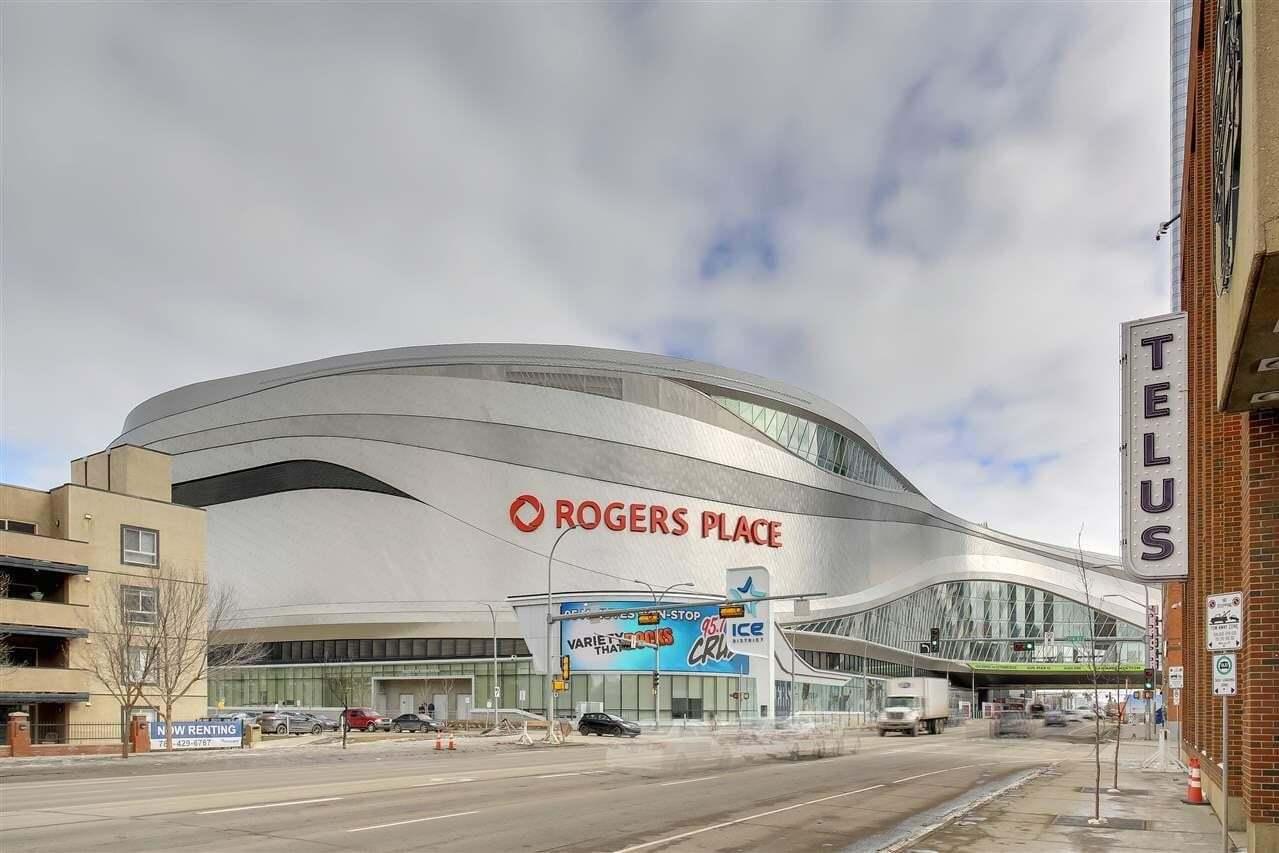 Condo for sale at 10235 112 St NW Unit 409 Edmonton Alberta - MLS: E4191433