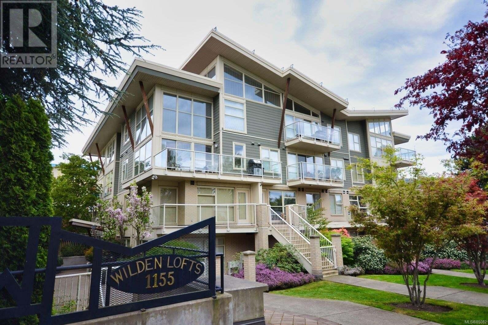 Condo for sale at 1155 Yates St Unit 409 Victoria British Columbia - MLS: 850821