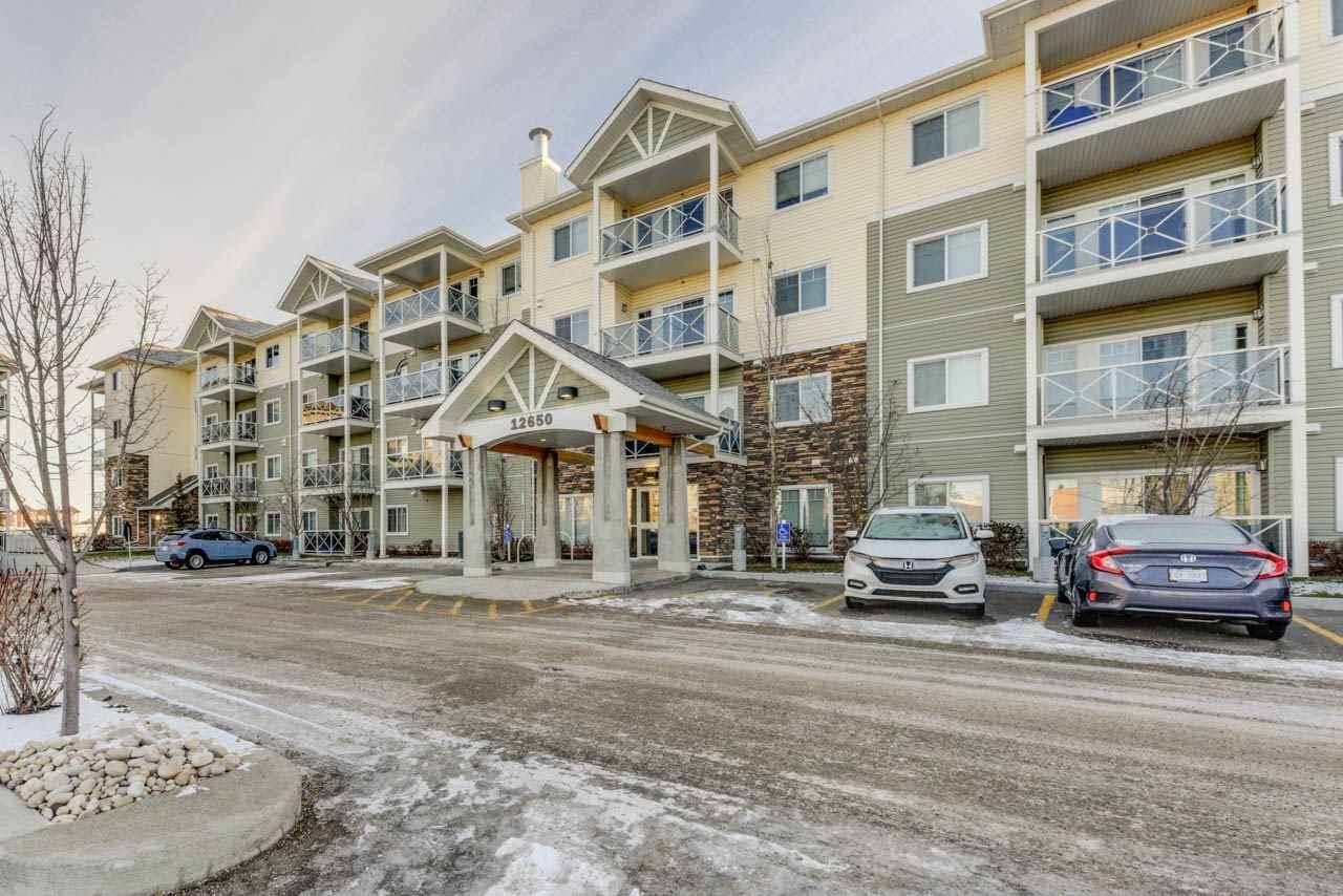 Condo for sale at 12650 142 Ave Nw Unit 409 Edmonton Alberta - MLS: E4180629