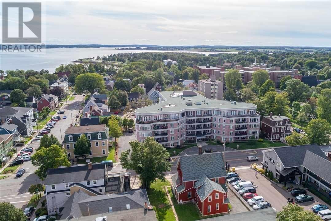 Condo for sale at 135 Pownal St Unit 409 Charlottetown Prince Edward Island - MLS: 202008371