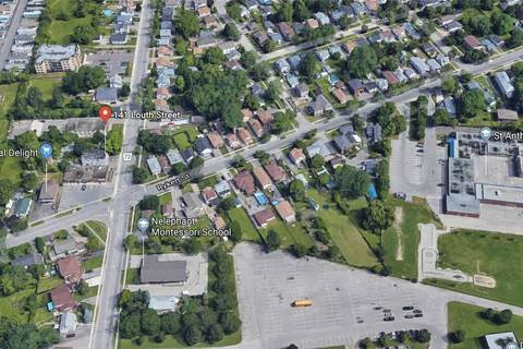 Condo for sale at 141 Louth St Unit 409 St. Catharines Ontario - MLS: X4698593