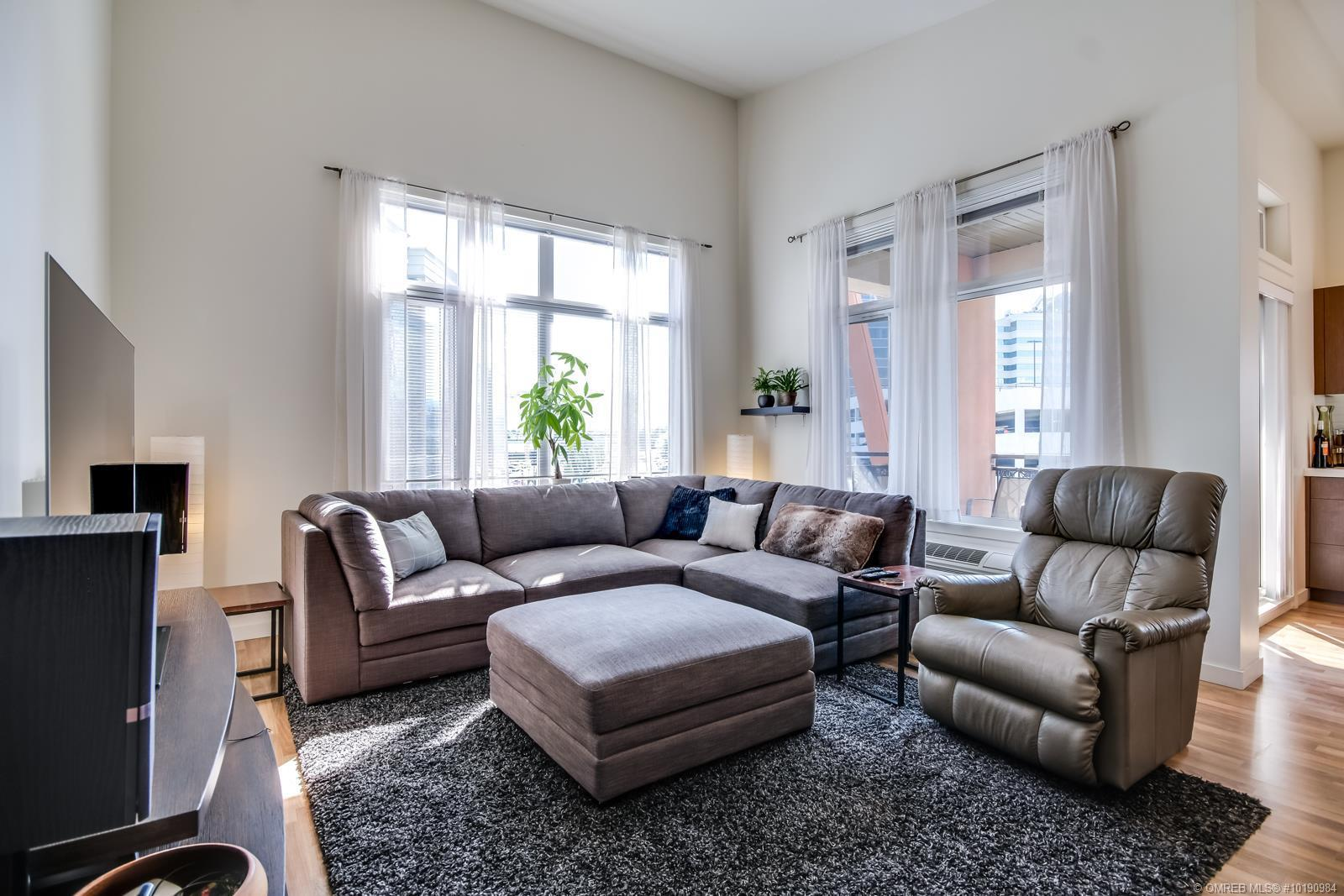 Removed: 409 - 1550 Dickson Avenue, Kelowna, BC - Removed on 2019-10-31 08:00:23