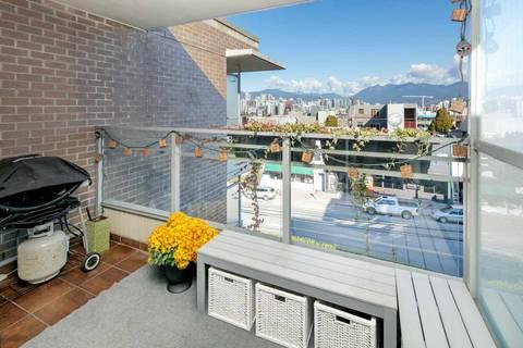 Condo for sale at 2520 Manitoba St Unit 409 Vancouver British Columbia - MLS: R2346347