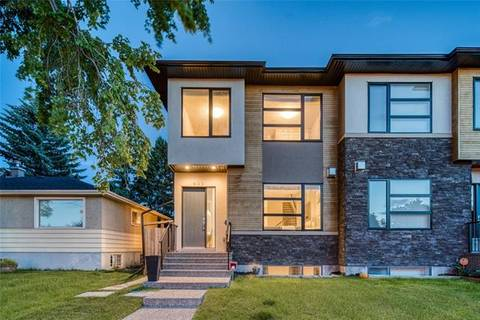 Townhouse for sale at 409 31 Ave Northwest Calgary Alberta - MLS: C4257541