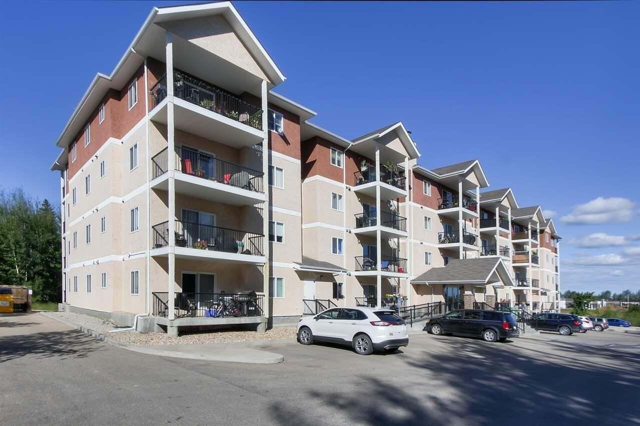 Condo for sale at 4903 47 Av Unit 409 Stony Plain Alberta - MLS: E4213095