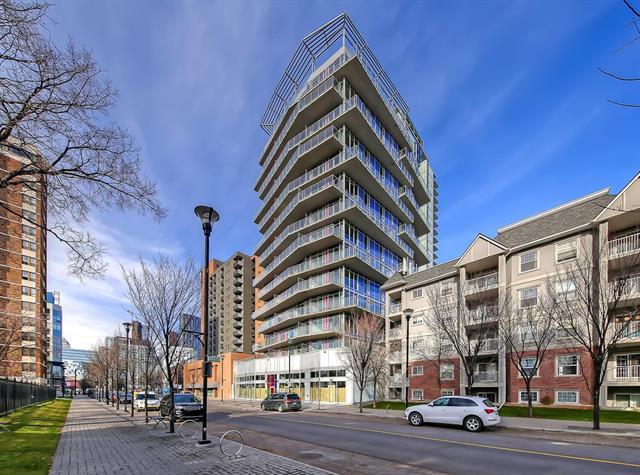Buliding: 624 8 Avenue Southeast, Calgary, AB