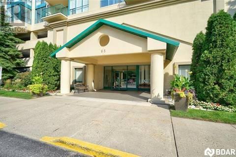 Condo for sale at 65 Ellen St Unit 409 Barrie Ontario - MLS: 30732940