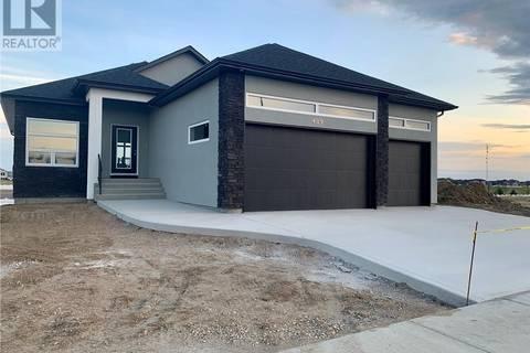 House for sale at 409 Augusta Blvd Warman Saskatchewan - MLS: SK776674