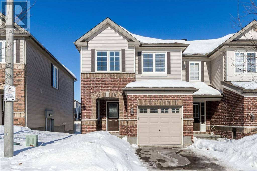 Townhouse for sale at 409 Heathrow Pt Ottawa Ontario - MLS: 1183073
