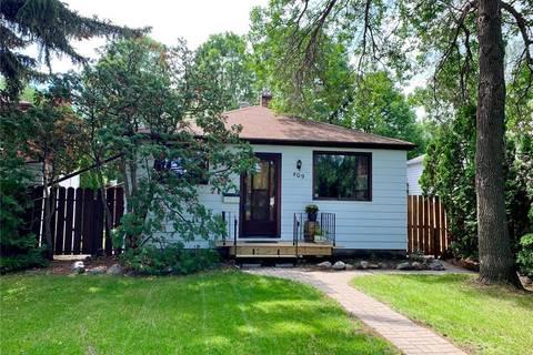 House for sale at 409 Holland Ave Regina Saskatchewan - MLS: SK779041
