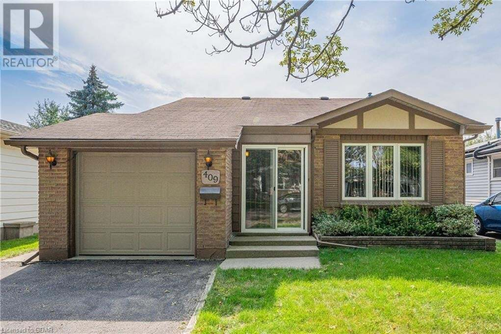 House for sale at 409 Kane Dr Waterloo Ontario - MLS: 40021378