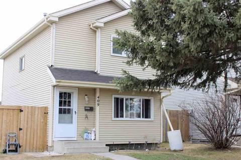 House for sale at 409 Kirkpatrick Cres Nw Edmonton Alberta - MLS: E4152535