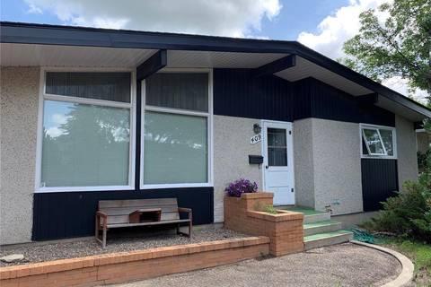House for sale at 409 Laurier Dr Swift Current Saskatchewan - MLS: SK779114