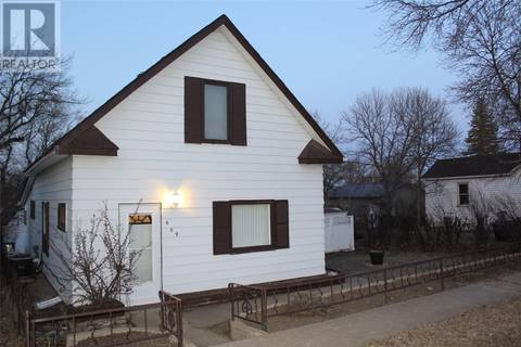 House for sale at 409 Mann Ave Radville Saskatchewan - MLS: SK767910