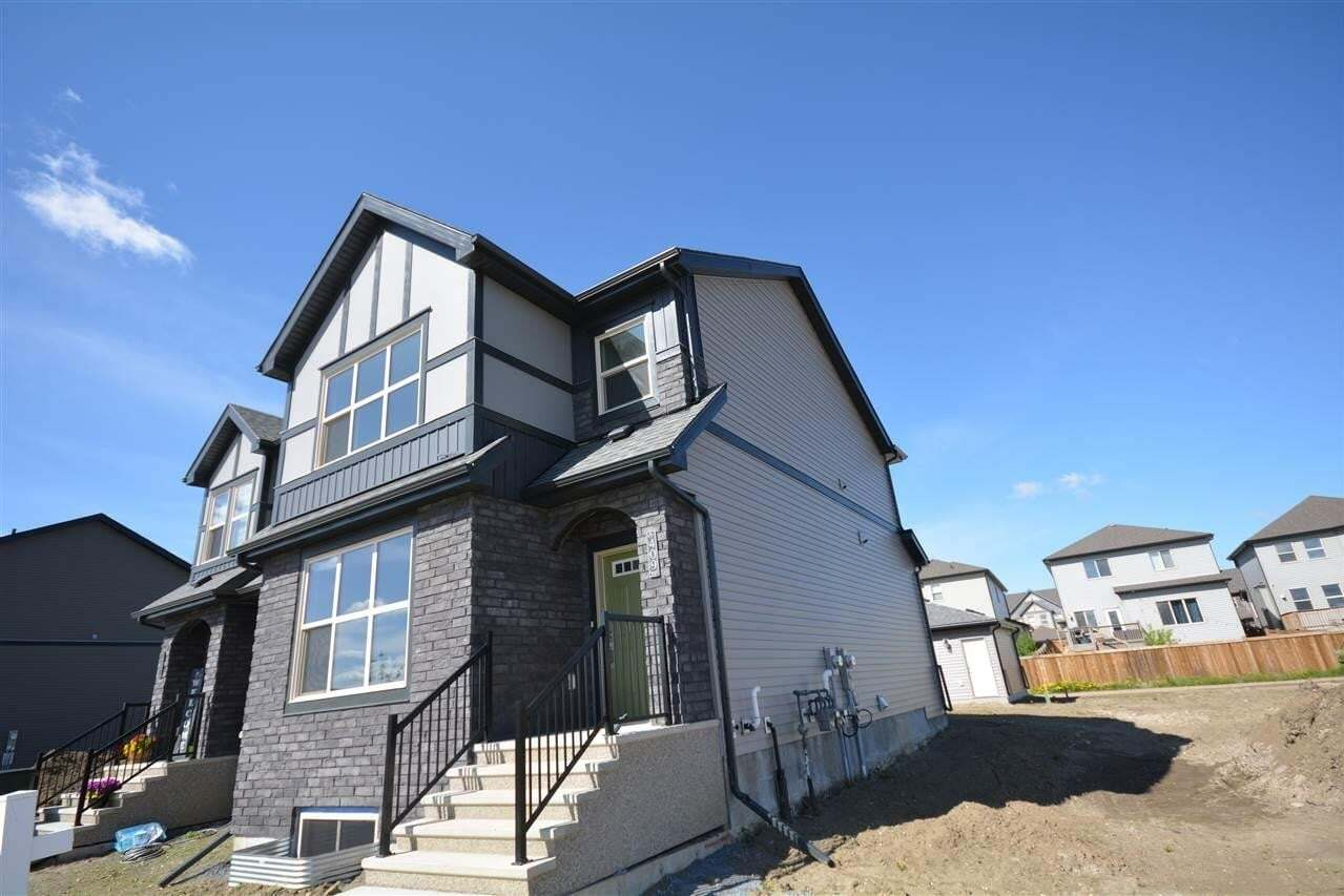 Townhouse for sale at 409 Pioneer Rd Spruce Grove Alberta - MLS: E4200114
