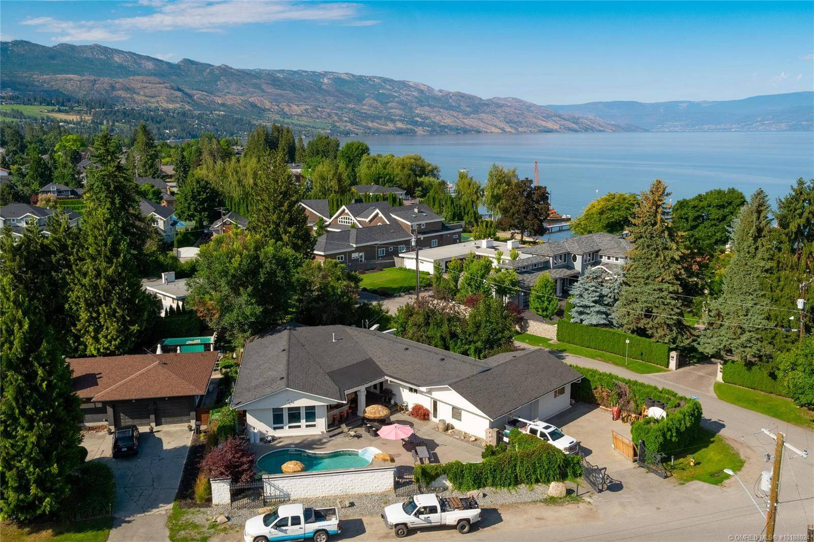 House for sale at 409 Sarsons Rd Kelowna British Columbia - MLS: 10188024