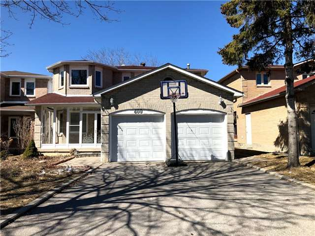 For Sale: 409 Silverthorne Crescent, Mississauga, ON   4 Bed, 4 Bath House for $1,190,000. See 20 photos!