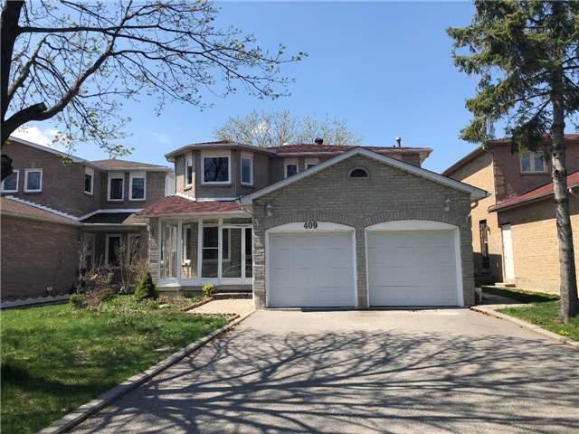 Sold: 409 Silverthorne Crescent, Mississauga, ON