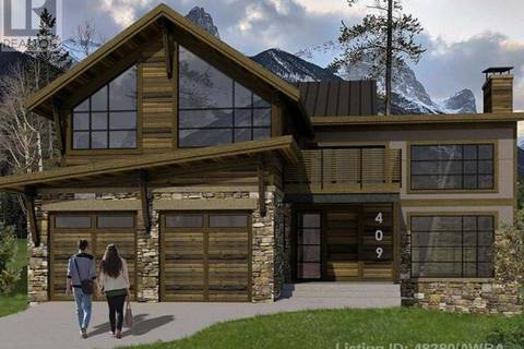 House for sale at 409 Stewart Creek Cs Canmore Alberta - MLS: 48280