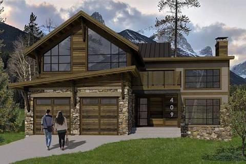 409 Stewart Creek Close, Canmore | Image 1
