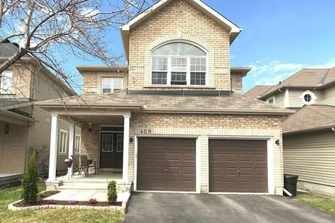 House for sale at 409 Tartaruga Ln Nepean Ontario - MLS: 1150887