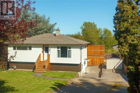 House for sale at 4091 Wilkinson Rd Victoria British Columbia - MLS: 413489