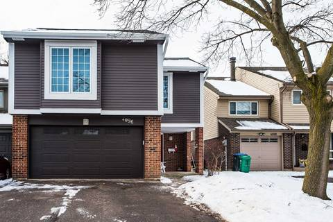 Townhouse for sale at 4096 Pheasant Run  Mississauga Ontario - MLS: W4691296