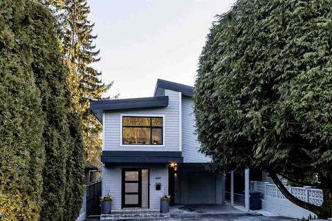 House for sale at 4097 Violet St North Vancouver British Columbia - MLS: R2437219