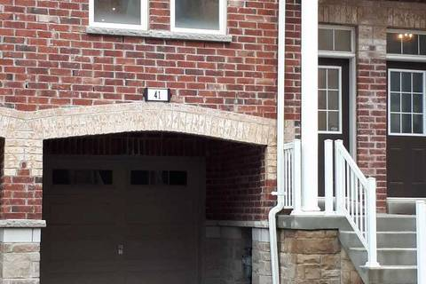 Townhouse for rent at 10 Porter Ave Unit 41 Vaughan Ontario - MLS: N4669174