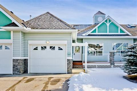 Townhouse for sale at 1008 Woodside Wy Northwest Unit 41 Airdrie Alberta - MLS: C4288500