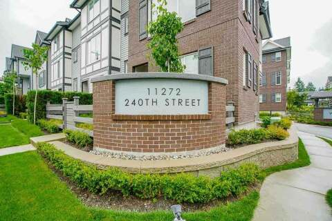 Townhouse for sale at 11272 240th St Unit 41 Maple Ridge British Columbia - MLS: R2474627