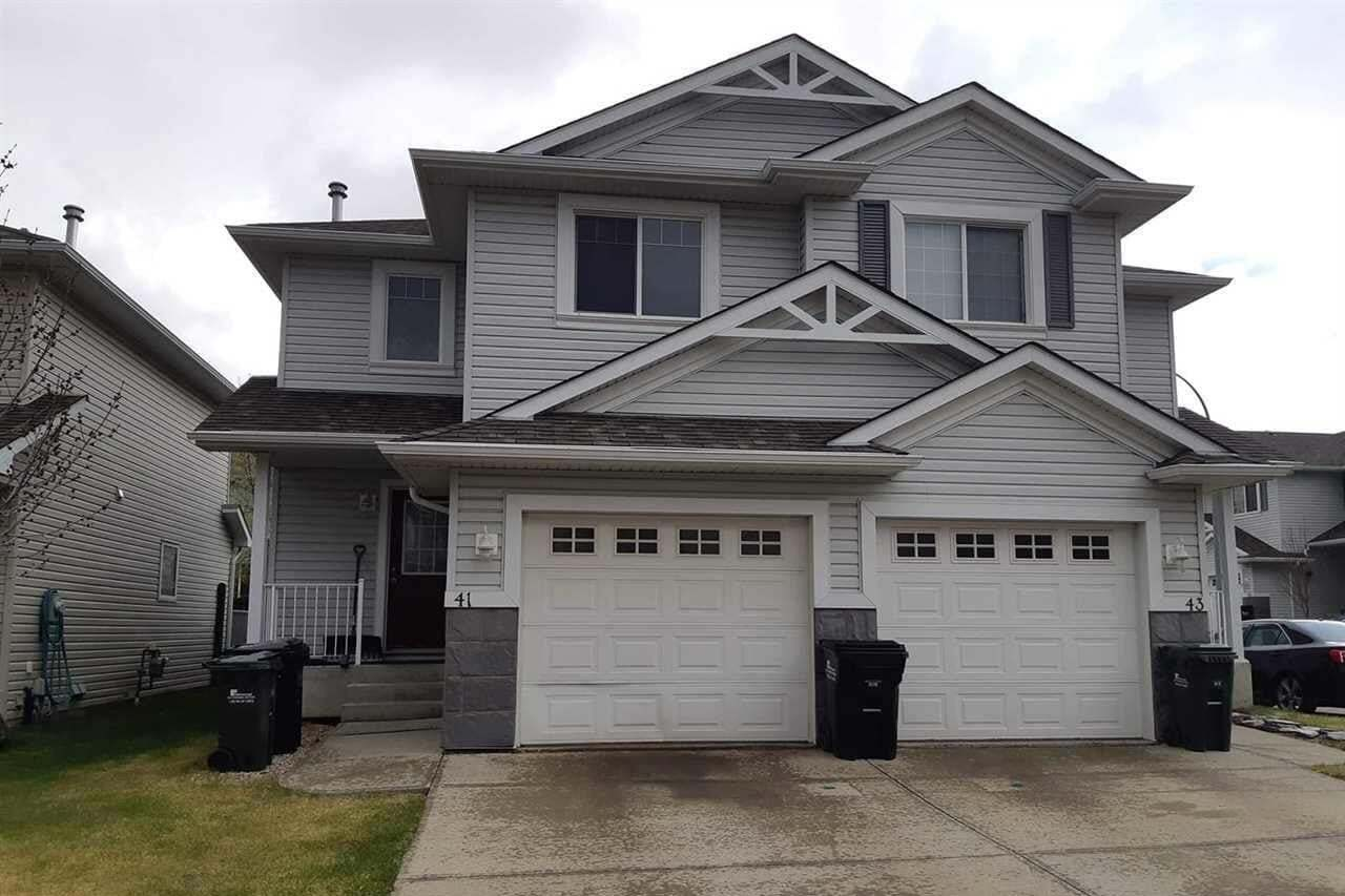 Townhouse for sale at 115 Chestermere Dr Unit 41 Sherwood Park Alberta - MLS: E4200262