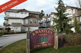 For Sale: 41 - 12585 72 Avenue, Surrey, BC   3 Bed, 3 Bath Townhouse for $649,777. See 8 photos!