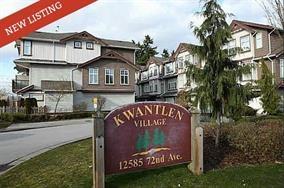 Sold: 41 - 12585 72 Avenue, Surrey, BC