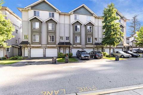 Townhouse for sale at 14855 100 Ave Unit 41 Surrey British Columbia - MLS: R2396698