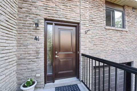 Condo for sale at 1510 Sixth Line Unit 41 Oakville Ontario - MLS: W4606057