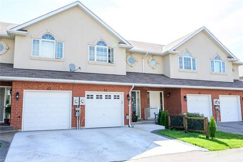 Townhouse for sale at 20 Mcconkey Cres Unit 41 Brantford Ontario - MLS: H4056580