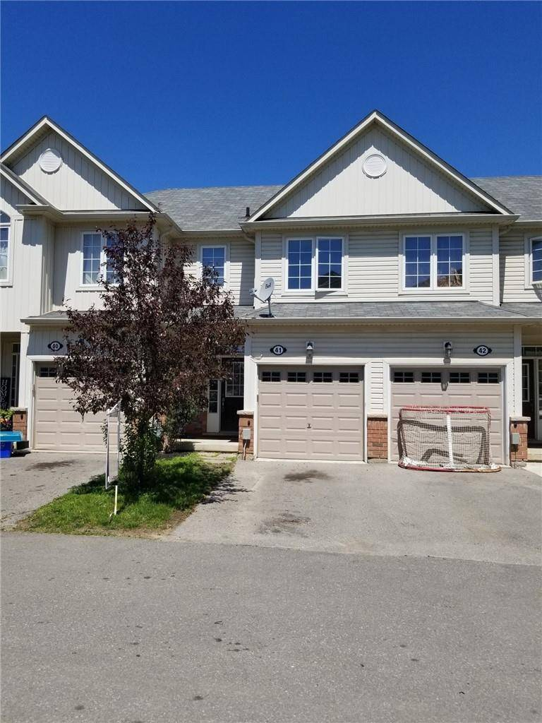 Townhouse for sale at 21 Diana Ave Unit 41 Brantford Ontario - MLS: H4071917